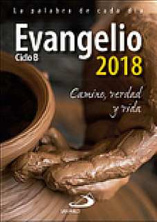 Calendario evangelio 2018 editorial san pablo